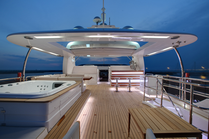 Benetti RGBWhite MARY ROSE 03